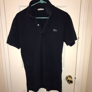 Lacoste for J. Crew Polo